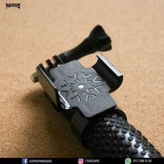 GoPro Wifi Remote Holder for Monopod