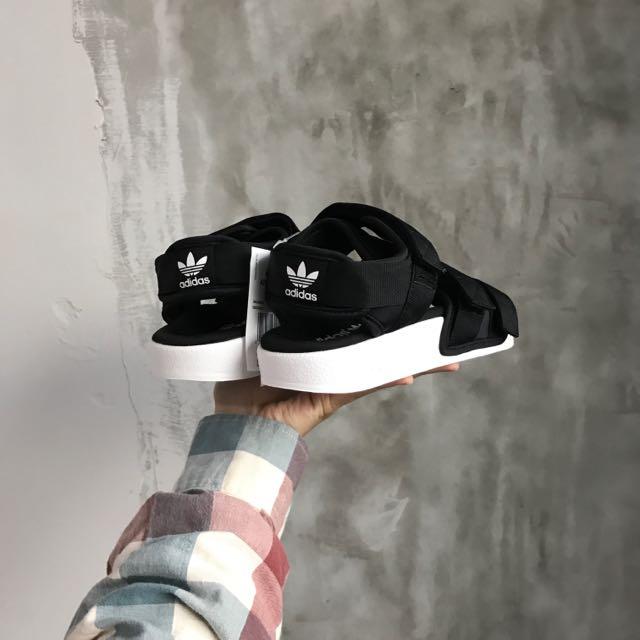 (全新)22.5cm Adidas Sandal 涼鞋