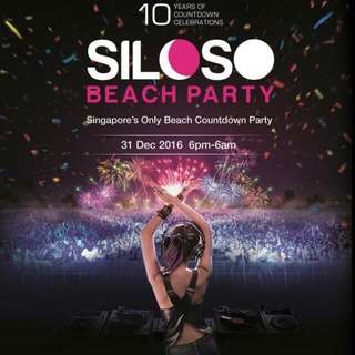 Siloso Beach Party 2016 EMERGENCY