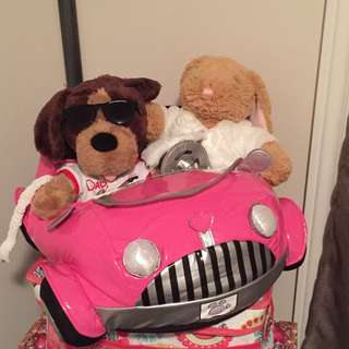Build A Bear Car