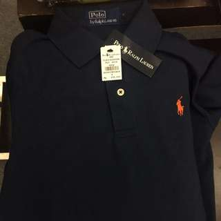 new Polo Top navy original (real pic)