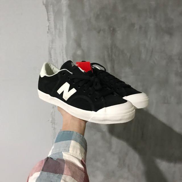 (全新)25.5cm New Balance 帆布鞋