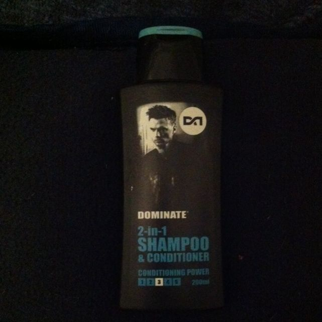 2-in-1 Men's Shampoo And Conditioner