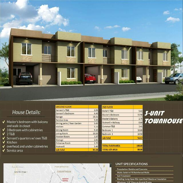 2-storey Townhouse Unit