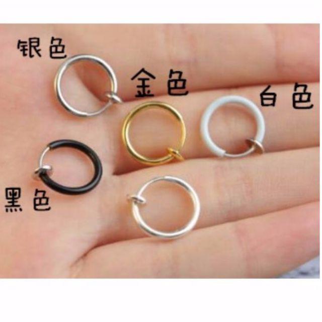 #極簡系列 小圓圈圈耳環