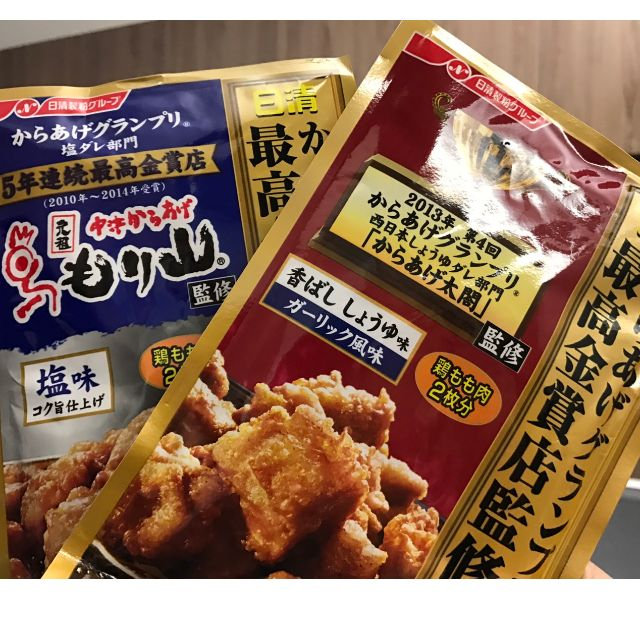 日清炸雞粉 日本帶回 現貨