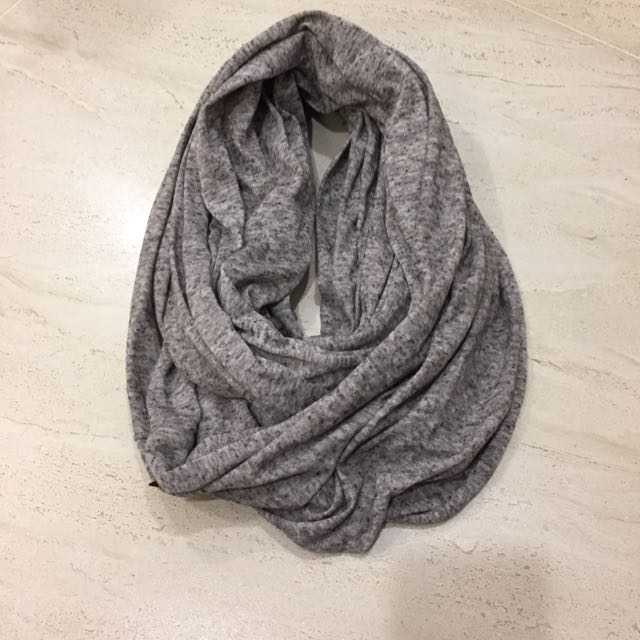 圍巾 圍脖 Infinity Scarf