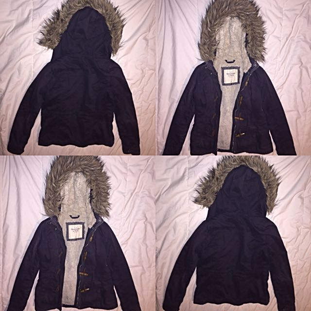 Abercrombie And Fitch Spring Jacket