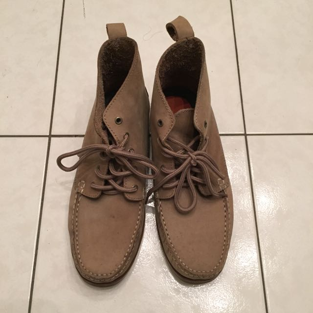 Arco 小牛皮高筒休閒鞋