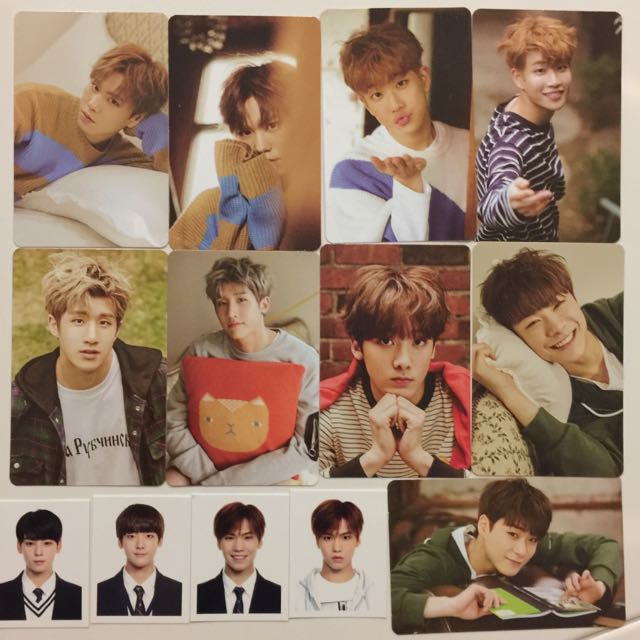 Astro Autumn Story Photocards, Entertainment, K-Wave di Carousell