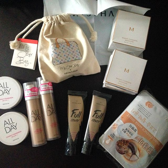 Auth Beauty Products Straight From Korea