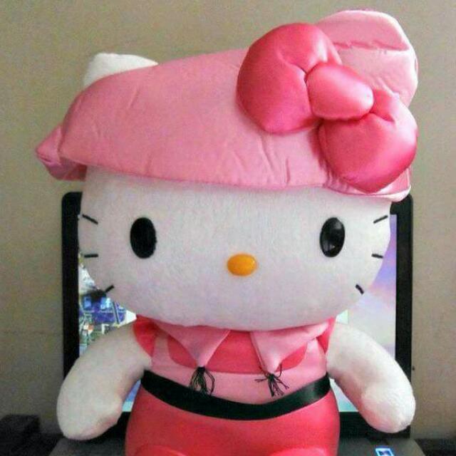 Authentic Hello Kitty Stuff Toy