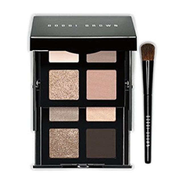 Bobbi Brown Sandy Nude Eye Palette-Limited Edition
