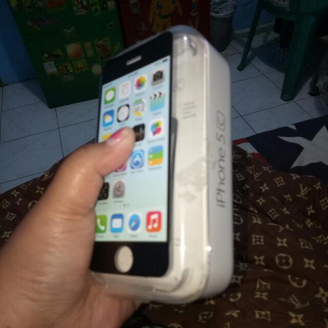 Box Iphone 5c Internasional