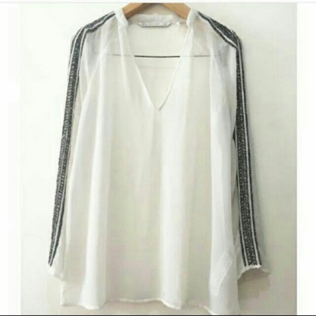 Broken White Zara