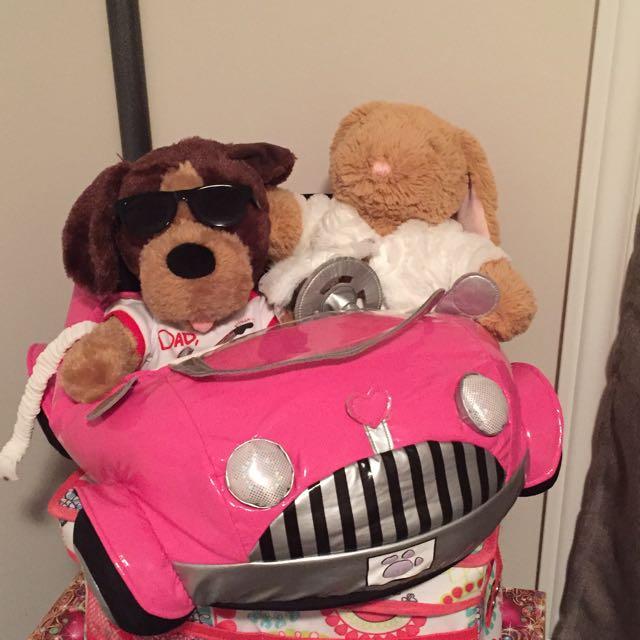 Build A Bear Car