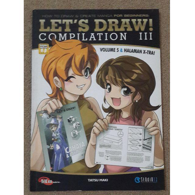 Buku Let's Draw