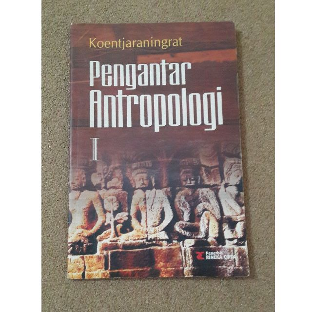 Buku Pengantar Antropologi I Koentjaraningrat