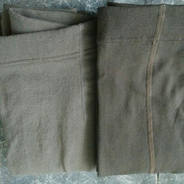 BUNDLE Fleece Thermal Pants
