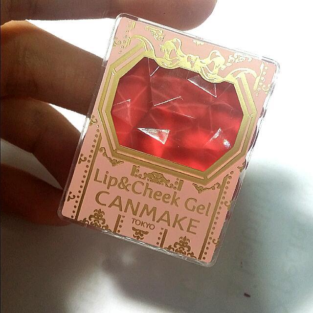 Canmake唇頰膏(含運🎉)