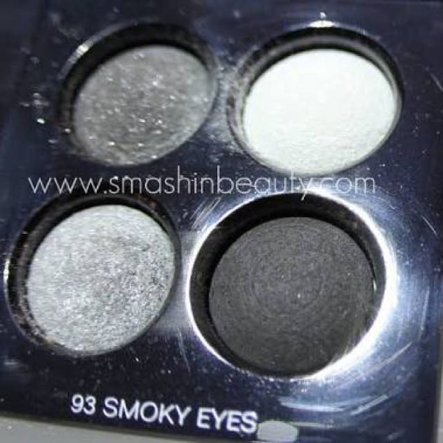 Chanel Les 4 Ombres 93 Smoky Eyes