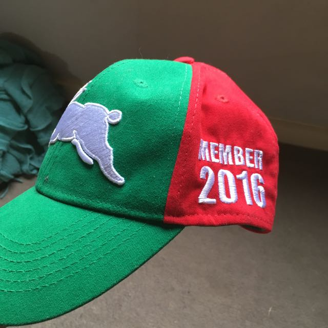 Collecting Rabbitohs (south Sydney) Member 2016 Cap