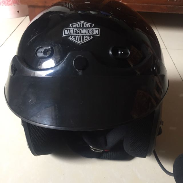 Dijual Helm Harley Davidson
