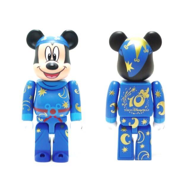 a05c3b7b Disneysea Mickey Bearbrick 100%, Toys & Games, Bricks & Figurines on  Carousell