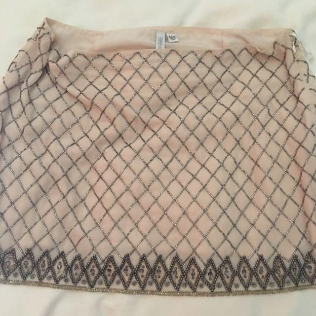 Flapper Skirt Size 16