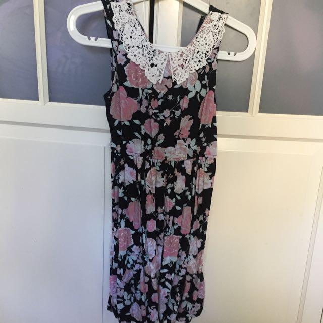 Free Fusion Dress Xs