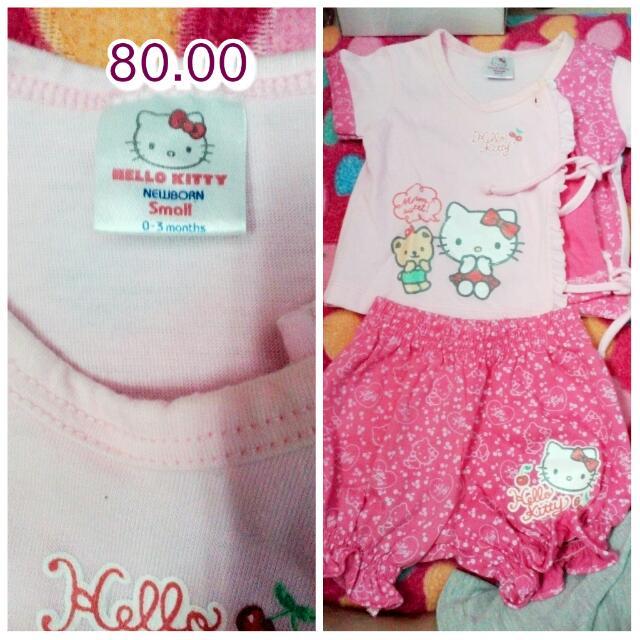 Hello Kity Baby Dress