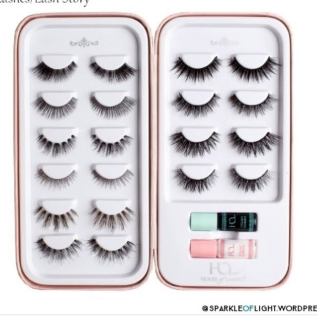 25ab42e8918 House Of Lashes Box Without Lash And Glue, Health & Beauty, Makeup on  Carousell