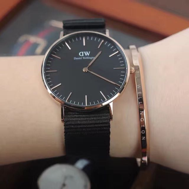 d7b964d3ec33 Instock!! New Year Sale Cornwall Authentic BNIB Daniel Wellington ...