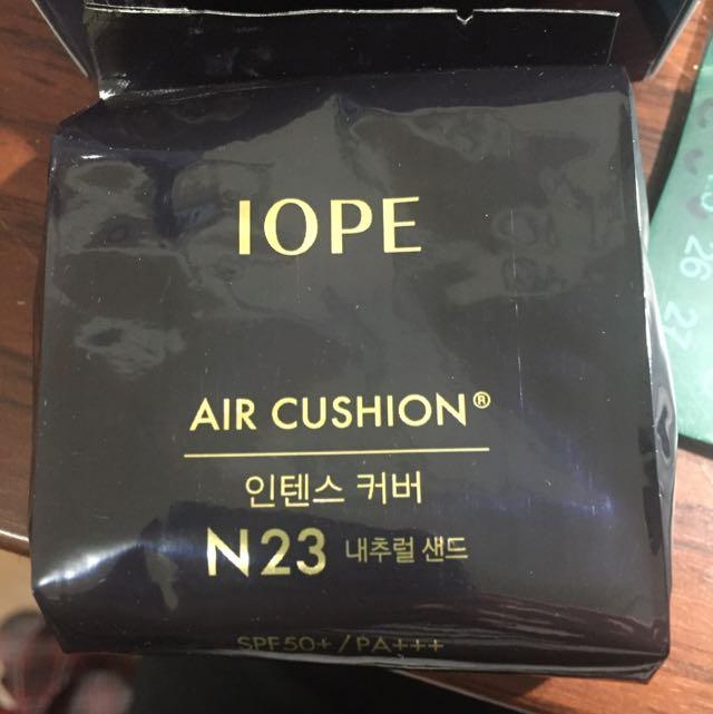 IOPE水瑩多效氣墊粉餅(補充蕊N23)