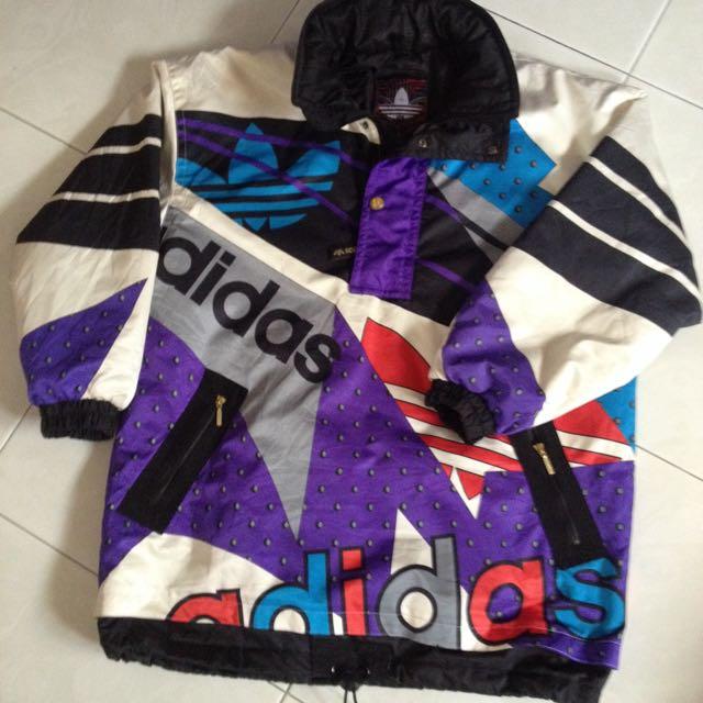 Jaket Adidas retro 80s 'RARE'