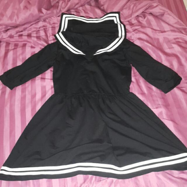 Japanese School Girl Dress