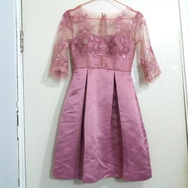 Kebaya Modern Premium Dress