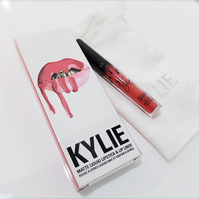 Kylie kristen lip kit