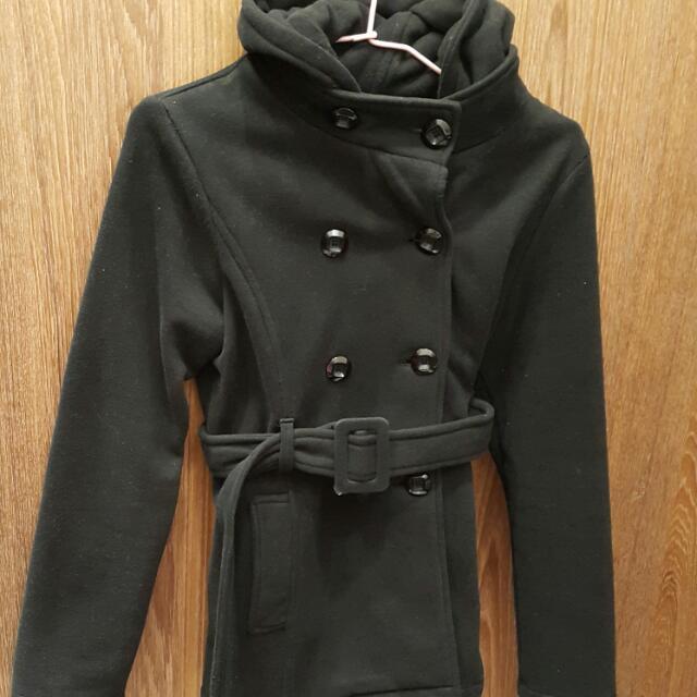 黑色M號外套