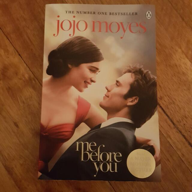 Me Before You: Jojo Moyes