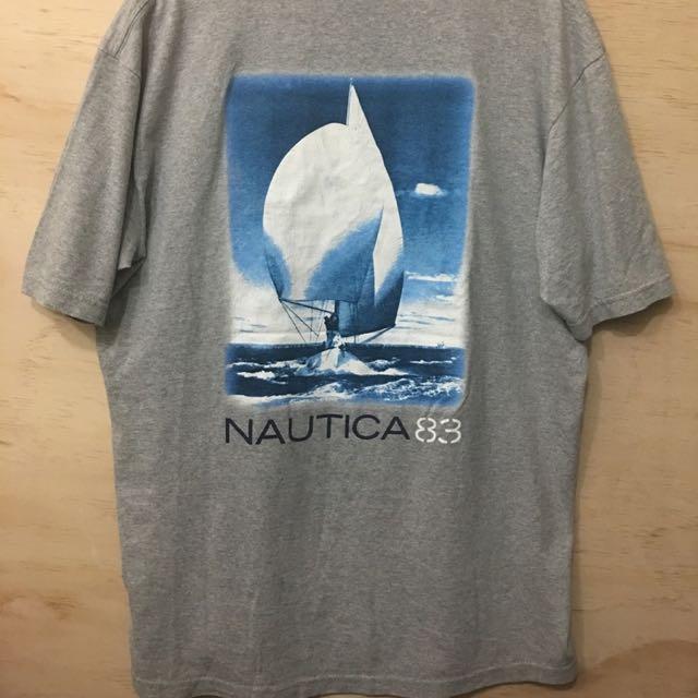 NAUTICA SAILING TEE