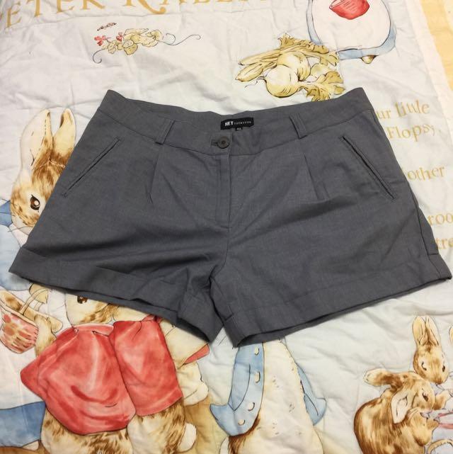 NET 上班族短褲