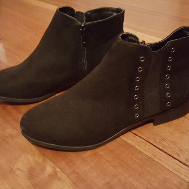 New/Never Been Worn Ankle Boots