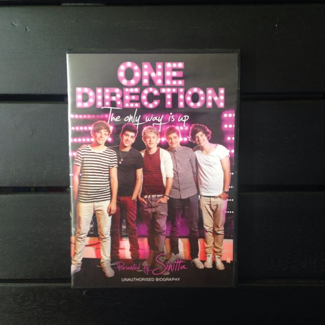 One Direction The Only Way Is Up