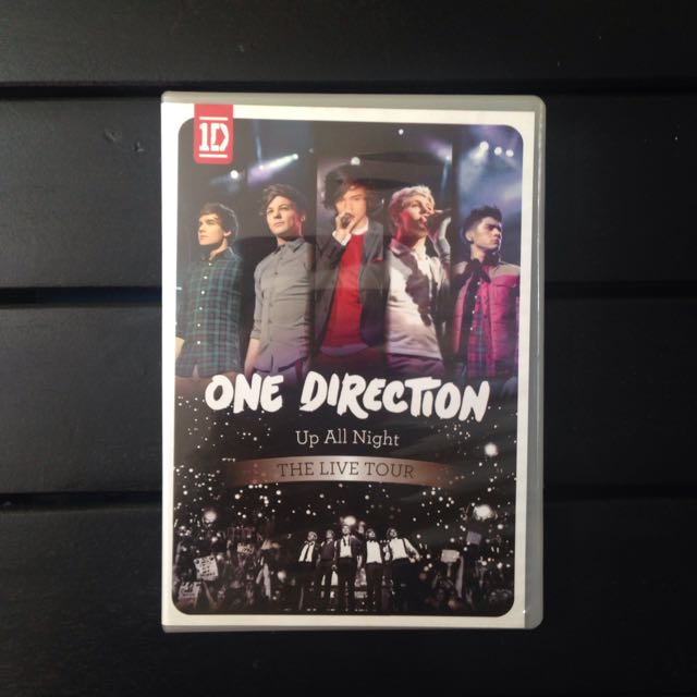 One Direction Up All Night Tour Live