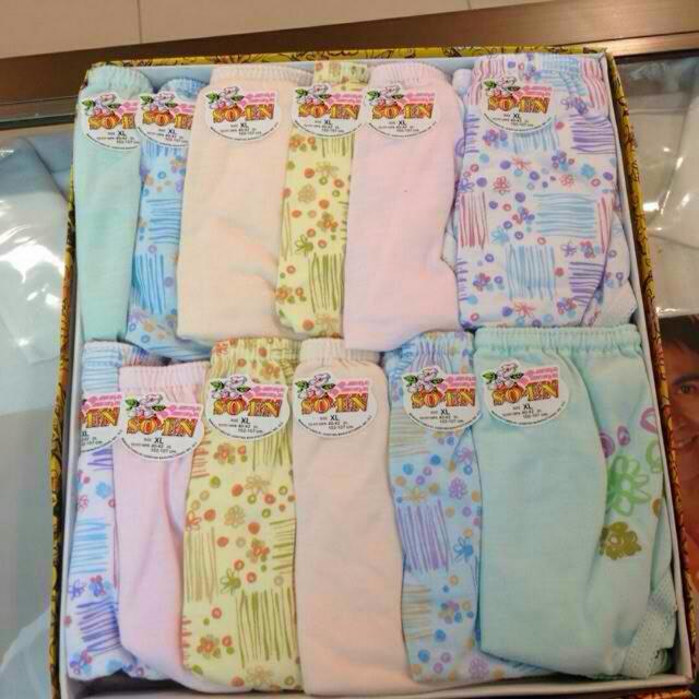 Original SOEN BCI Bikini Panty