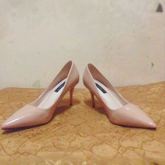 Pre-loved Pastel Colored Pumps