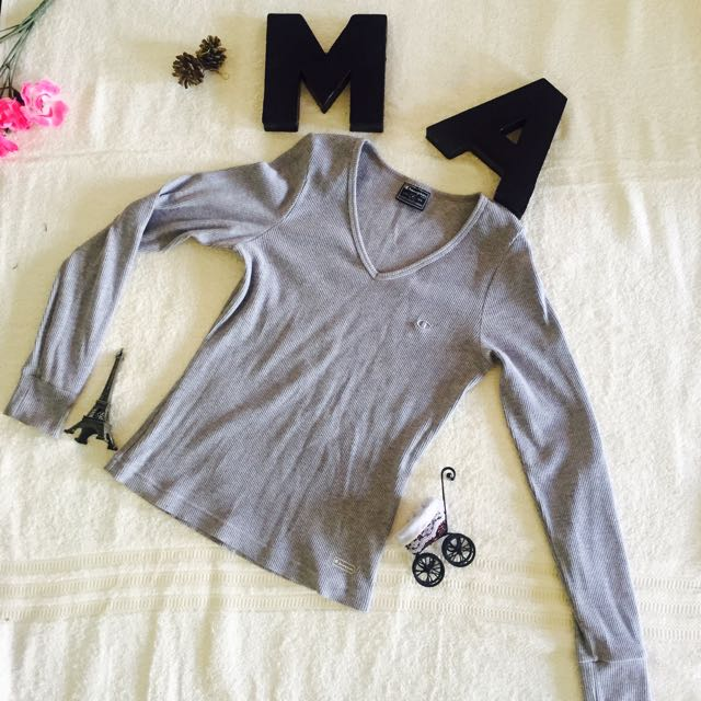 Preloved Stretchable Longsleeve Shirt