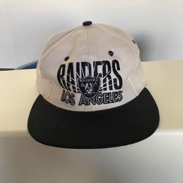 Raiders SnapBack Hat