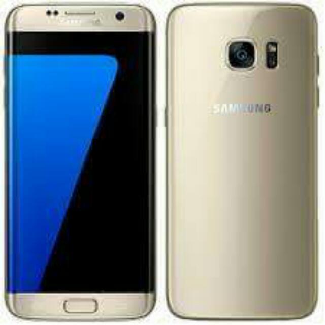 Samsung S7 EDGE (GOLD)